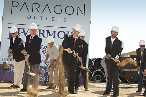 Paragon outlets livermore friday august 26 the new 543 000 outlet